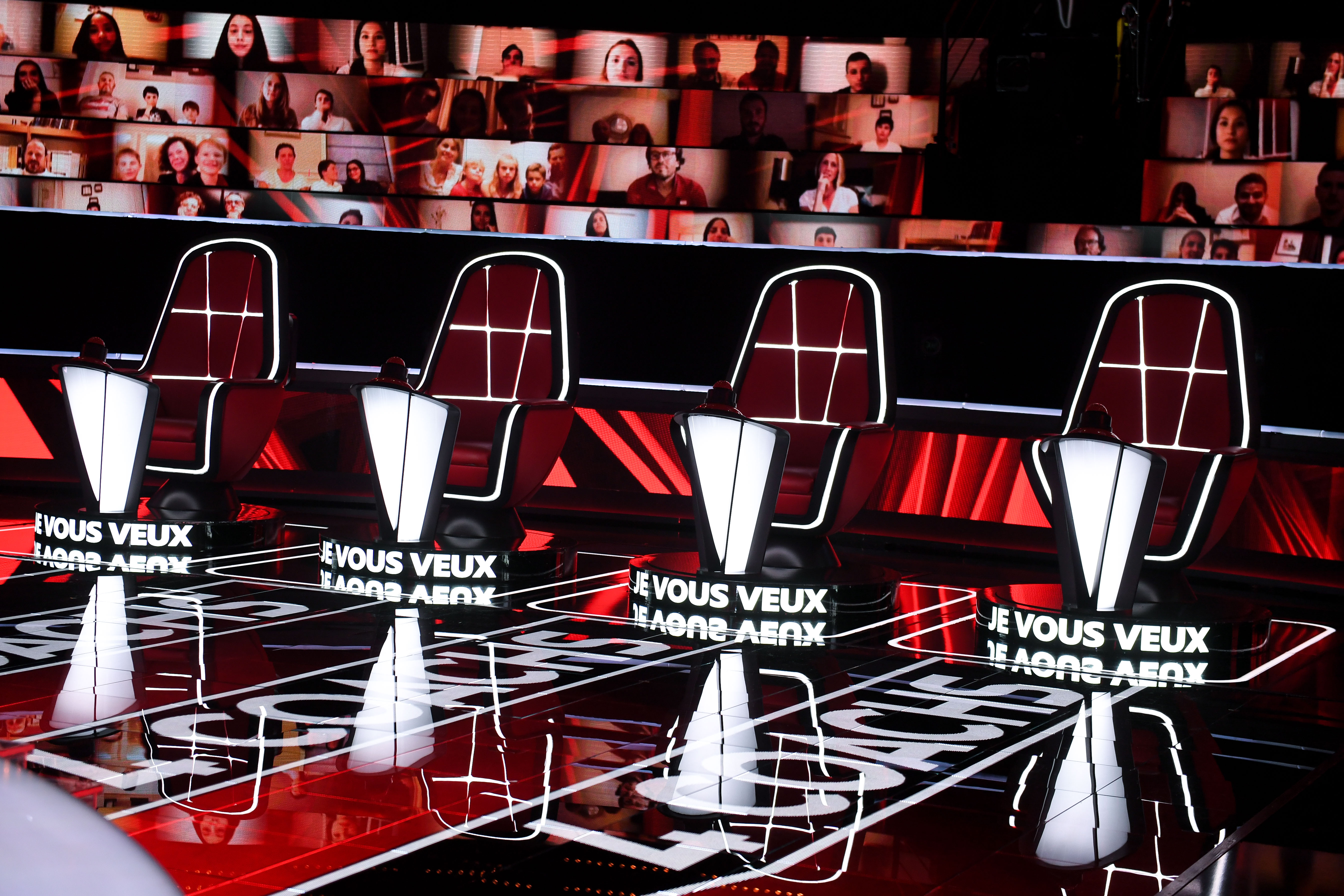 The Voice & The Voice Kids