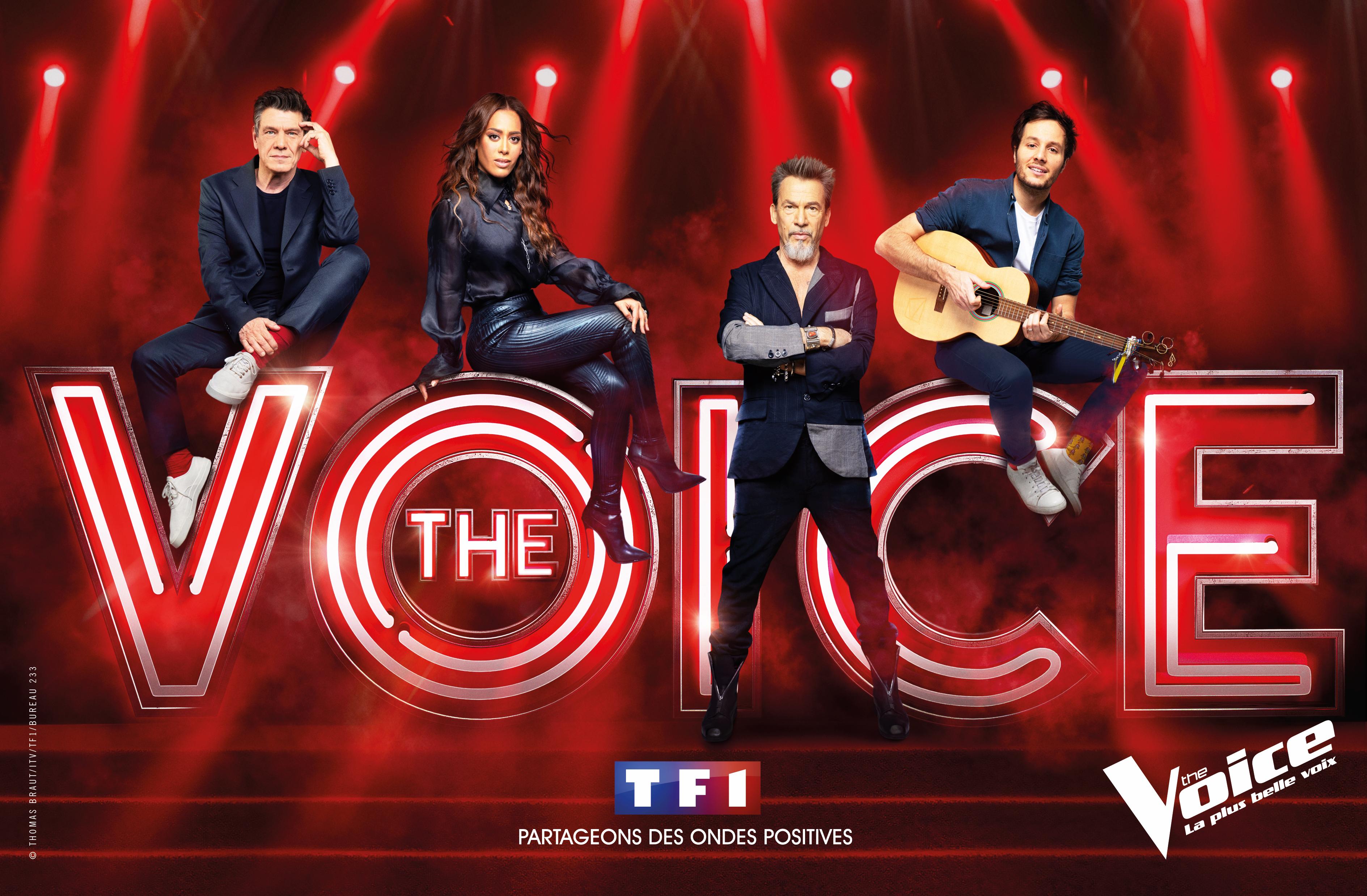 The Voice 2021 – Dans les pas des talents, un documentaire pour MyTF1